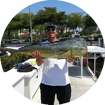 Catch quality fish with YB Normal Sports Fishing in Southern Florida.